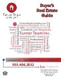 Turner Team Inc. Buyer's Real Estate Guide