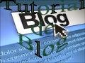 Tutorial blog100hs