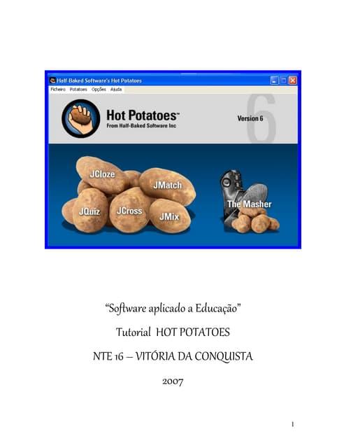 Tutorial Hot Potatoes