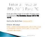 failed to initialize the emulator pes 2013