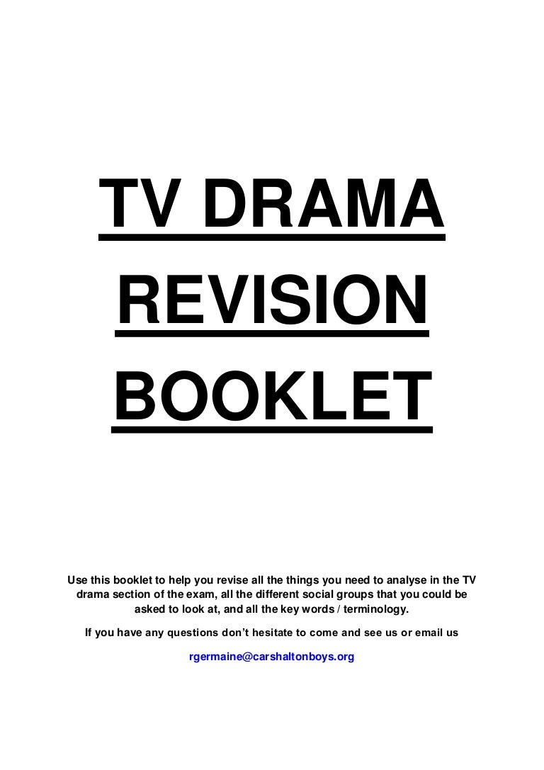drama dissertation topics