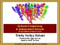 Trinity Valley School Cultural Competency Leadership