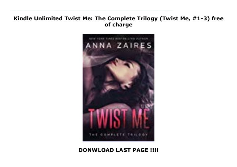 Download Twist Me The Complete Trilogy Twist Me 1 3 By Anna Zaires