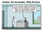 Twitter for scientists: Why & How