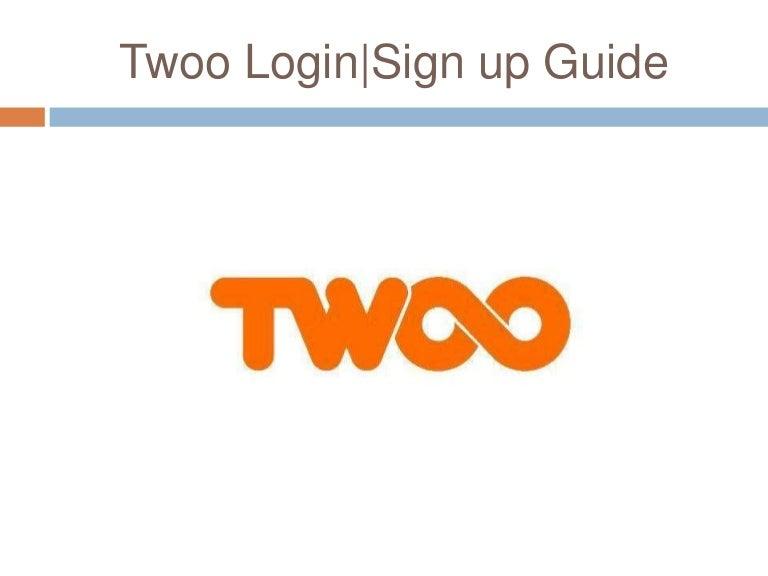 Twoo Login Mobile