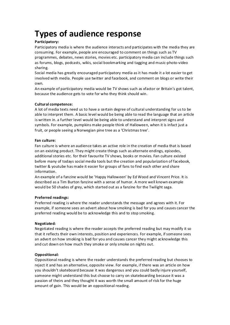 typesofaudienceresponse phpapp thumbnail jpg cb