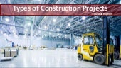 Types of Construction Projects | Stephen Rayment