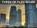 12 Types of Flexible Work