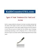 Exploring Bark River Knife & Tools