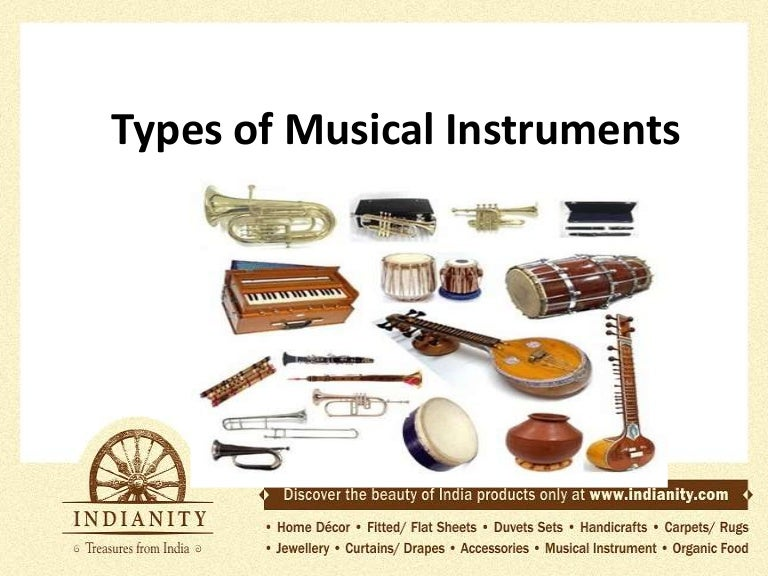 Worksheet Types Of Instruments types of musical instruments