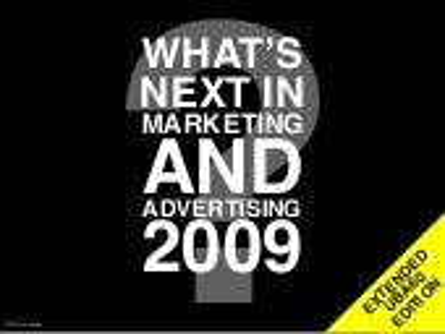 What's Next (2009) UBA 60 Edition