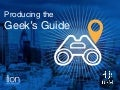 Producing UBM's Geek's Guide to London