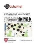 Kenya Ushahidi Evaluation: Uchaguzi