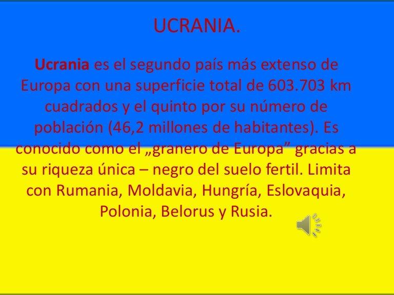 Vocabulario básico en ucraniano