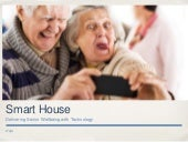UCSD  Technology Solutions for Senior Care