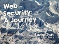 Web Security: A Journey - UC San Diego