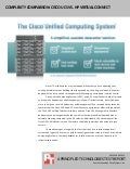 Complexity comparison: Cisco UCS vs. HP Virtual Connect