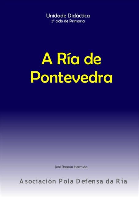 A Ría de Pontevedra