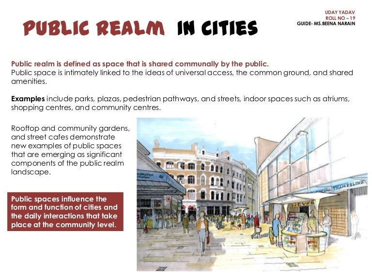 public space dissertation