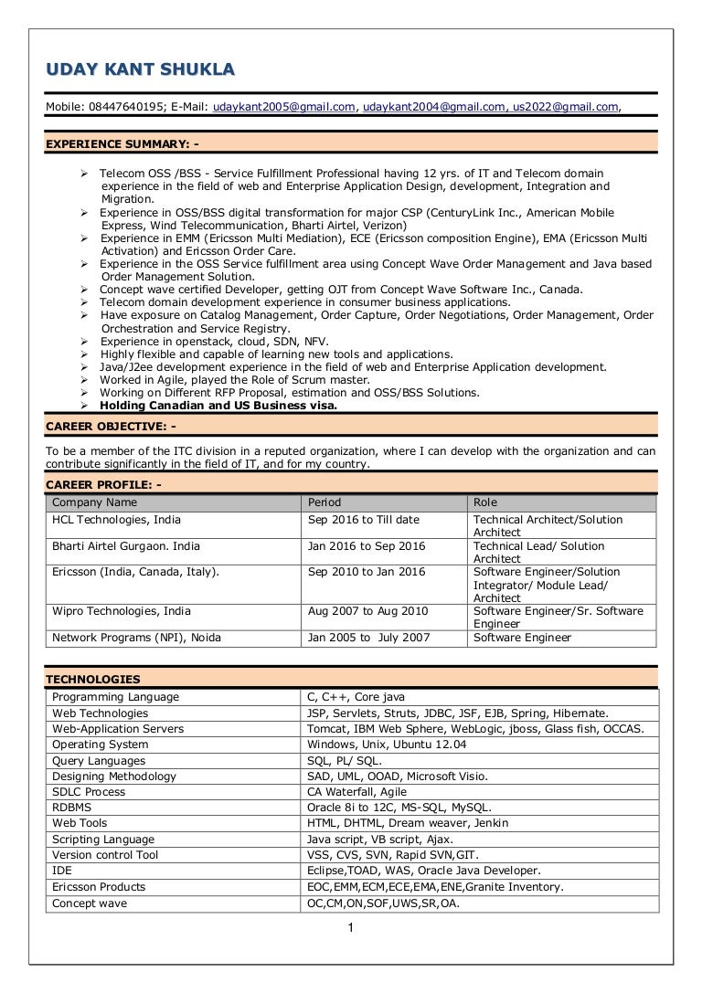 java spring resume download jboss clinical trainer cover letter