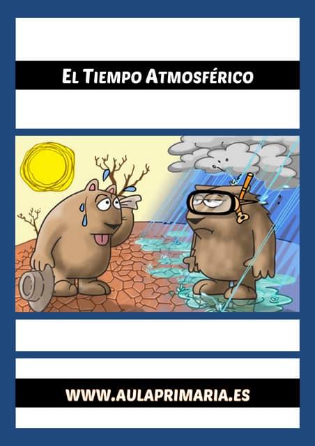 el tiempo atmosferico
