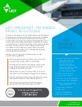 UDT - United Data Technologies - Lifecycle Management - Managed Print