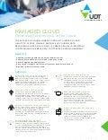 UDT - United Data Technologies - Managed Cloud
