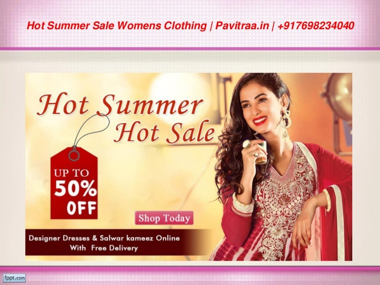summer clothes sale for women - Kids Clothes Zone