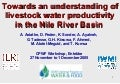 Towards an understanding of livestock water productivity in the Nile River Basin
