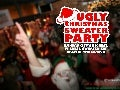 "Social Media + The Ugly Christmas Sweater Party, ""lessons and tips"""