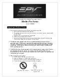 Dukane 8977, 8979,8979 user manual