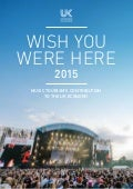 UK Music | Wish You Were Here | 2015