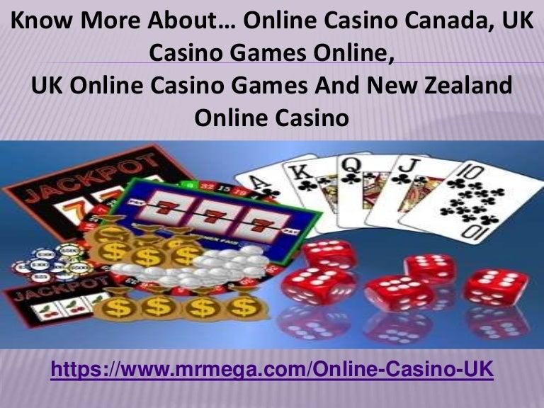 Uk Online Casino Games