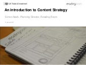 An introduction to multi channel content strategy