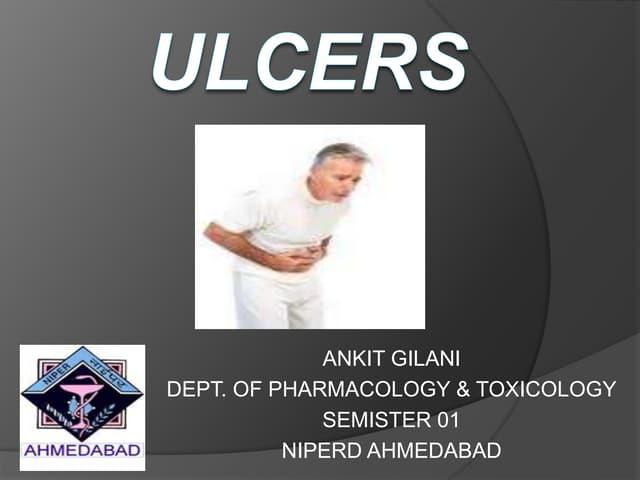 Ulcers
