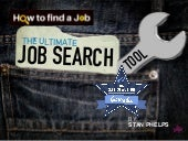 The Ultimate Job Search Tool