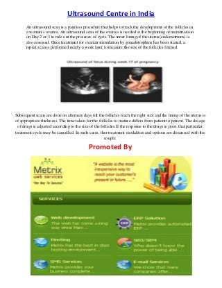 Ultrasound centre in india