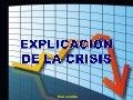 HMCbis Tema 01. Una explicación de la crisis... a lo burro [tomada de internet]