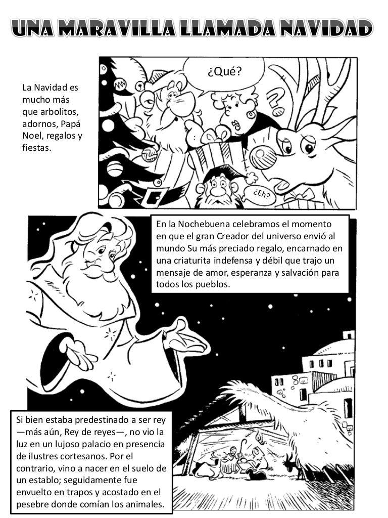 Una maravilla llamada Navidad
