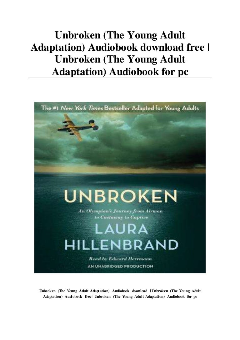 Young adult audio book