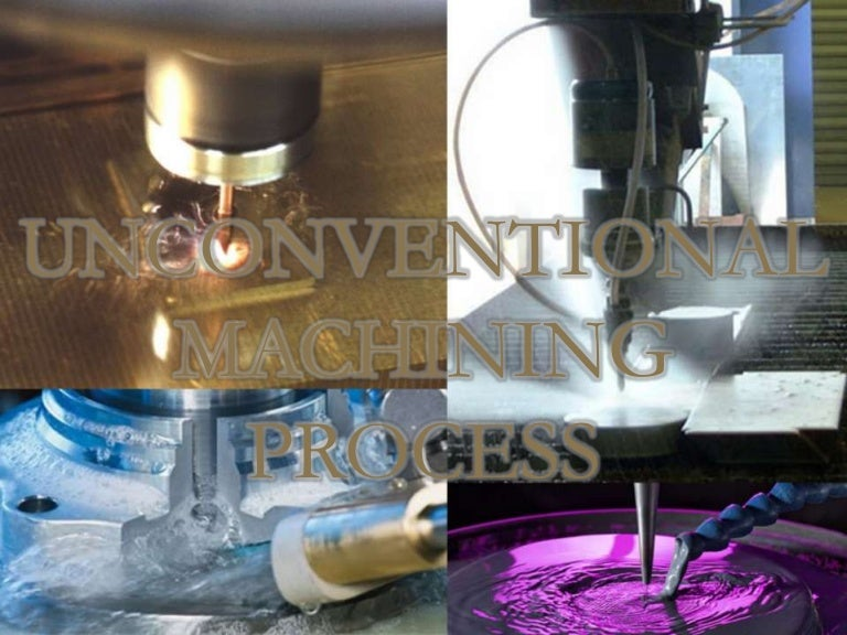 non traditional machining processes book