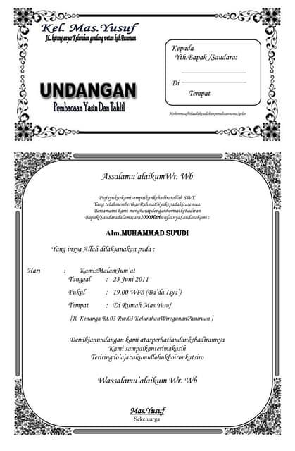 Uleman Aqiqah Bahasa Sunda