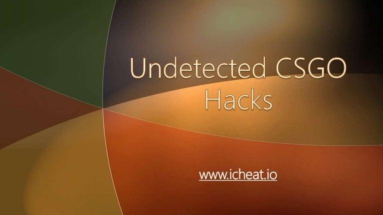 Undetected CSGO Hacks