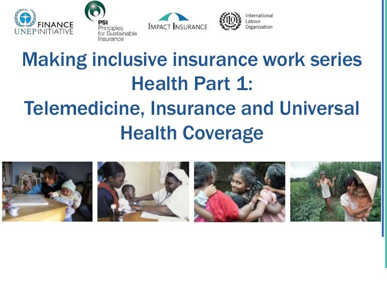 Webinar April 14th Roadmap To Cbhi How >> Unep Psi Webinar Series Making Inclusive Insurance Work Session 3