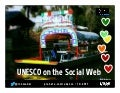 UNESCO on the Social Web