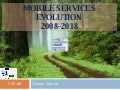 UNF  Mobile Services Evolution Bellagio Presentation