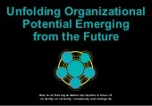 Unfolding Organizational Potentia Emerging From The Future