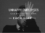 Irvin Goldman: Unhappy Employees Cost America Over 500 Billion Each Year