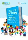 Call for action - Education equity now!