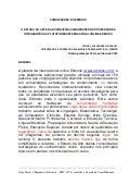 Unicesumar Docência Universitária Especialização TCC Minuta Jorge Purgly 2013